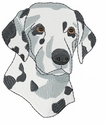 dal020 Dalmatian (small or large design)