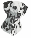 dal022 Dalmatian (small or large design)