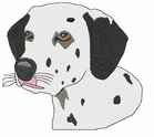 dal030 Dalmatian (small or large design)