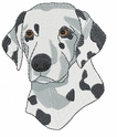 dal031 Dalmatian (small or large design)