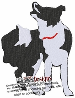 <font color=Black>DOG BREED</font color>  Embroidered Designs on clothing, bags and chairs - Click to enlarge