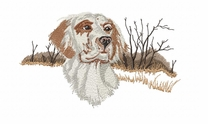 engsetter016 English Setter (small or large design)