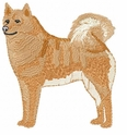 finnish001 Finnish Spitz (small or large design)