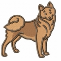 finnish005 Finnish Spitz (small or large design)