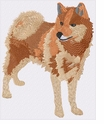 finnish006 Finnish Spitz (small or large design)