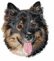 finnishlapphund001 Finnish Lapphund (small or large design)