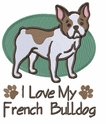 frenchbull011 French Bulldog (small or large design)