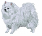germanspitz002 German Spitz (small or large design)