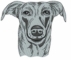greyhound007 Greyhound   (small or large design)