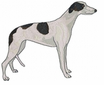 greyhound018 Greyhound   (small or large design)