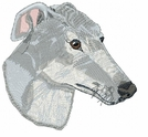 greyhound026 Greyhound   (small or large design)