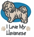 havanese015 Havanese (small or large design)