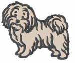 havanese016 Havanese (small or large design)