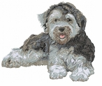 havanese018 Havanese (small or large design)