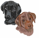 lab147 Labrador Retriever (small or large design)