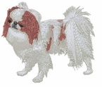 japanchin005 Japanese Chin (small or large design)