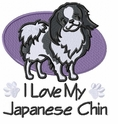 japanchin006 Japanese Chin (small or large design)