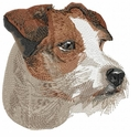 jrt003 Jack Russell /Parson Terrier (small or large design)