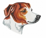 jrt005 Jack Russell /Parson Terrier (small or large design)