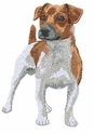 jrt010 Jack Russell /Parson Terrier (small or large design)