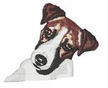 jrt011 Jack Russell /Parson Terrier (small or large design)