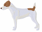 jrt015 Jack Russell /Parson Terrier (small or large design)