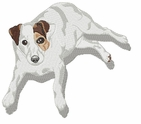 jrt016 Jack Russell /Parson Terrier (small or large design)