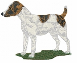 jrt017 Jack Russell /Parson Terrier (small or large design)