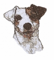 jrt018 Jack Russell /Parson Terrier (small or large design)