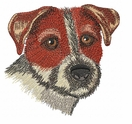 jrt019 Jack Russell /Parson Terrier (small or large design)
