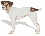 jrt020 Jack Russell /Parson Terrier (small or large design)