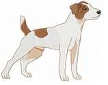 jrt025 Jack Russell /Parson Terrier (small or large design)
