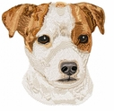 jrt026 Jack Russell /Parson Terrier (small or large design)
