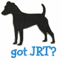 jrt027 Jack Russell /Parson Terrier (small or large design)