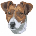jrt033 Jack Russell /Parson Terrier (small or large design)