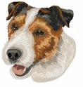 jrt036 Jack Russell /Parson Terrier (small or large design)