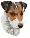 jrt037 Jack Russell /Parson Terrier (small or large design)