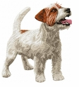 jrt038 Jack Russell /Parson Terrier (small or large design)