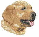 lab077 Labrador Retriever (small or large design)