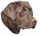 lab079 Labrador Retriever (small or large design)