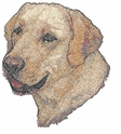 lab093 Labrador Retriever (small or large design)