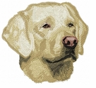 lab122 Labrador Retriever (small or large design)
