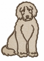 labra003 Labradoodle (small or large design)
