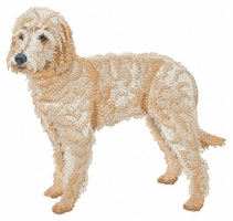 labra005 Labradoodle (small or large design) - Click to enlarge