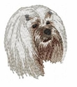 lhasa005 Lhasa Apso (small or large design)