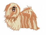 lhasa007 Lhasa Apso (small or large design)