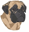 mastiff006 Mastiff (small or large design)