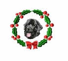 newf2wreath Newfoundland (small or large design)
