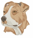 pbt003 Pit Bull Terrier (small or large design)