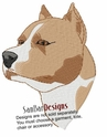 pbt011 Pit Bull Terrier (small or large design)